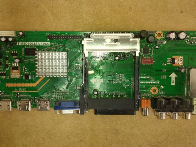Technika LCD 46-270 T.MSD306.68A 12023 W46/57G-GB-3B-FTCU-UK LCD Main Board