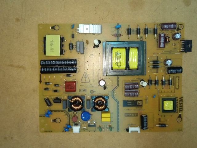 Luxor LUX0155003/01 17IPS72 23330818 LED Power Supply