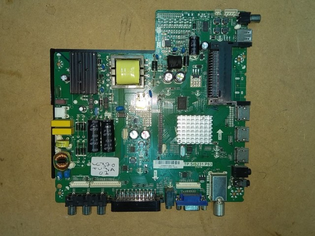 Seiki SE32HY02UK TP.SIS231.P83 LED Main Board