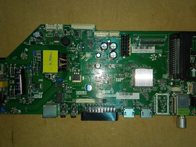 Sharp LC-24DHF4011K TP.MS3463S.PA511 LED Main Board
