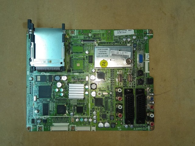 Samsung PS-42Q96HD BN94-01178D Plasma Main Board