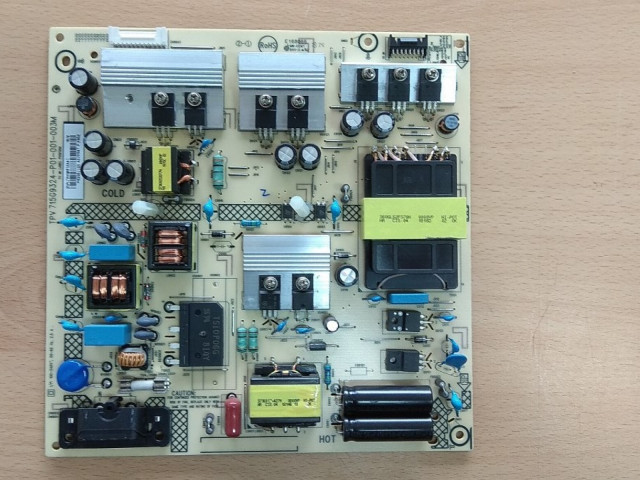 Philips 43PUS6503/12 715G9324-P01-001-003M LED Power Supply